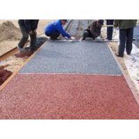 透水地坪混凝土胶结剂 多孔排水混凝土胶结剂