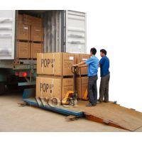 沃慈工业大量供应卡车专用电动装卸平台