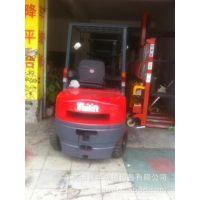 常年供应各种品牌二手柴油叉车 2.5T 3吨  台励福 合力 丰田