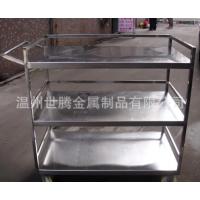 温州世腾钢制平板推车/塑料平板推车/静音平板推车