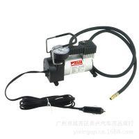 车管家全金属电动高压汽车充气泵/车载打气泵/车用充气泵