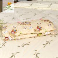 芳荞儿童荞麦枕头双面枕颈椎保健枕卡通枕定型枕全棉枕套木棉枕芯