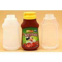 pp/hdpe/evoh酱汁瓶调味瓶果酱瓶番茄酱瓶蜂蜜瓶塑料代替玻璃瓶