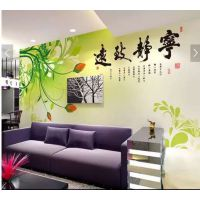 佛山瓷砖背景墙加工设备 热转印瓷砖背景墙UV彩印机