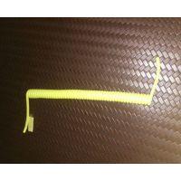缘哲通线缆(图),螺旋线亮面伸缩线,长度螺旋线