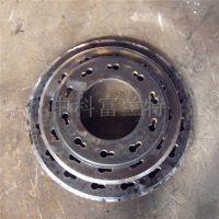 管桩端板、管桩端板加工基地、管桩端板生产厂家、中科富兰特