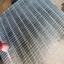旺来镀锌格栅板厂家 异形格栅板 不锈钢钢格网