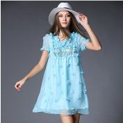 中高端韩版女装货源网欧美女装一件代发工厂直销
