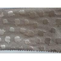 康康纺织/银纤维烫花面料