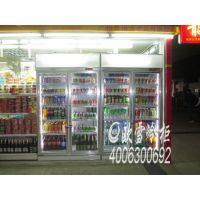 上海静安饮料展示柜怎样保养