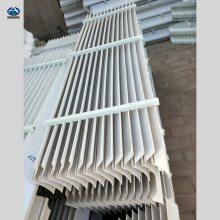 脱硫除尘设备里用的除雾器怎么选择材质 要根据温度定除雾器 河北华强带钩除雾器