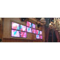 湖北武汉46寸55寸高清LCD液晶拼接屏低价格震撼开售