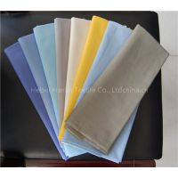 combed yarn polyester and cotton shirt fabric