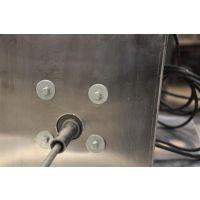 烤面筋切割机|聚鑫食品机械|大功率烤面筋切割机