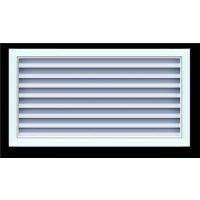 通风空调(图)|铝合金风口价格|铝合金风口