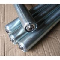 水生机械生产滚筒 无动力锥形滚筒 碳钢镀锌滚筒