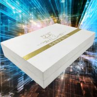 翻盖EVA礼品包装盒,化妆品套盒,书型饰品盒