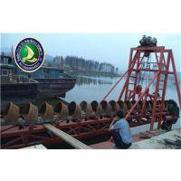 挖沙船_青州启航大型挖沙船_三传送挖沙船