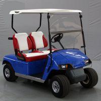 江阴2座电动高尔夫球车,物业巡逻代步车,景区游览观光车