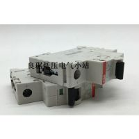 S201M-C6DC规格尺寸价格ABB东莞良琚机电1P 6A空气开关