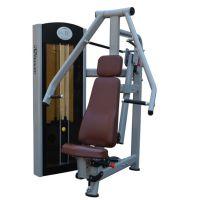商用坐姿推胸训练机 商用坐姿推胸训练器