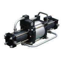 供应赛思特气体增压泵STD系列 双作用气动高压泵 气体试压泵设备