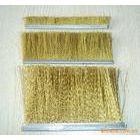 条刷厂家批发供应优质全面抛光功能的铜丝条刷