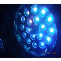 18颗10W四合一防水调焦帕灯 LED舞台灯光 摇头灯 染色灯 面光灯 舞台灯具 婚庆灯