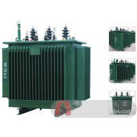 供应新型 波纹油箱 密封三相电力变压器 油浸式变压器S11-M