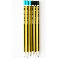 仿木铅笔 环保材质 义乌铅笔厂家支持来样加工生产 一件批发