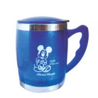 供应大批量广告杯子不锈钢杯设计批发