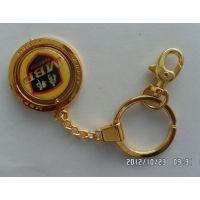 上海金属钥匙扣生产厂家供应重庆广告礼品钥匙扣制作价格