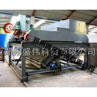 链板式翻堆机|郑州盛伟(图)|10米链板式翻堆机