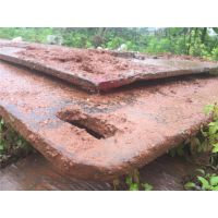 铺路钢板出租3*6*0.0025m规格齐全种类多