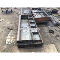 U型槽钢模具,路沿石钢模具,隔离墩钢模具厂家