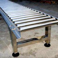 乾德机械生产箱包专用式滚筒式输送机