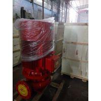 自动喷淋泵型号XBD3.8/48.3-150L-400B泉柴室内消火栓泵