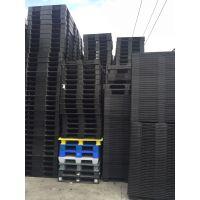 广州二手塑料托盘:供应二手进口地台板免检熏蒸木卡板