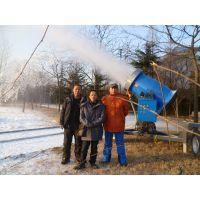 长城人国产造雪机360度旋转出雪量大,节能省电造雪设备CC900造雪机