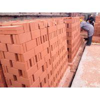 沈阳烧结砖,沈阳红色陶土铺路烧结砖厂家