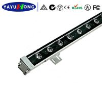 LED洗墙灯24W 、LED户外景观桥梁灯、LED工程洗墙灯,全彩洗墙灯