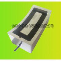 吸合面U形吸盘电磁铁,方形吸盘电磁铁研发生产厂家,异形吸盘S100200电磁铁制造