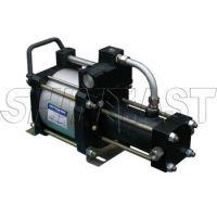 空气氮气氧气二氧化碳气体压力放大器 气动高压增压泵