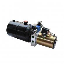 SKBTFLUID牌24V1.2KW-3.2-6L-一组电磁阀液压动力单元