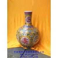 景德镇瓷器 景德镇陶瓷 花瓶 陶瓷工艺品 陶瓷凳子34555