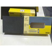 RIHON手擦块80*50*20 碳化硅橡胶磨块 不锈钢用弹性磨块