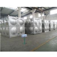 西安不锈钢水箱专业生产商 阎良48立方不锈钢生活水箱安装备 RJ-S71