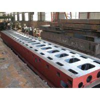 通越优质机床工作台 泊头铸造厂家