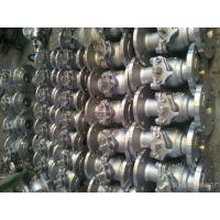 供应上海沃茨阀门Q941F不锈钢浮动软密封电动法兰球阀