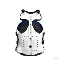 麦德威脊压缩性骨折保护胸腰椎矫形器固定支具支架开模